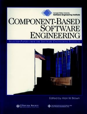 Component-Based Software Engineering: Selected Papers from the Software Engineering Institute (081867718X) cover image