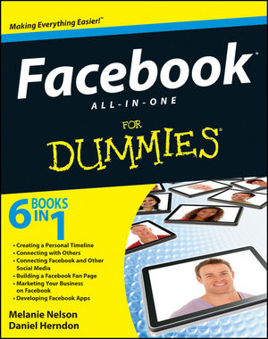 Facebook All-in-One For Dummies (111817108X) cover image