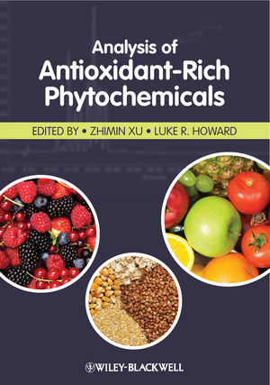 Analysis of Antioxidant-Rich Phytochemicals (111822938X) cover image