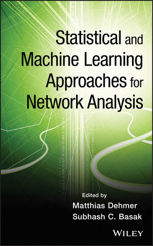 Statistical and Machine Learning Approaches for Network Analysis (111834698X) cover image