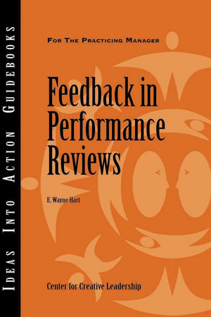 Feedback in Performance Reviews (111835298X) cover image