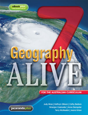 Geography Alive 7 for the Australian Curriculum and eBookPLUS