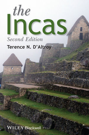 The Incas, 2nd Edition (111861058X) cover image
