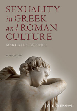 Sexuality in Greek and Roman Culture, 2nd Edition (111861108X) cover image