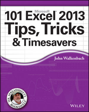 101 Excel 2013 Bonus Tips Intro