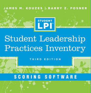Student Leadership Practices Inventory Scoring Software, 3rd Edition (111865658X) cover image