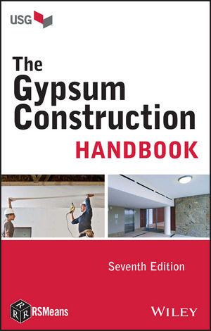 The Gypsum Construction Handbook, 7th Edition (111874988X) cover image