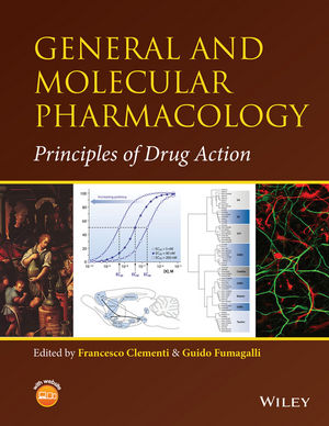 General and Molecular Pharmacology: Principles of Drug Action (111876868X) cover image