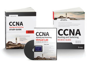 CCNA Routing and Switching Certification Kit: Exams 100-101, 200-201, 200-120