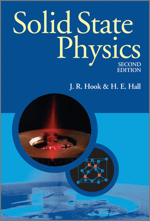 Solid State Physics, 2nd Edition (111879088X) cover image