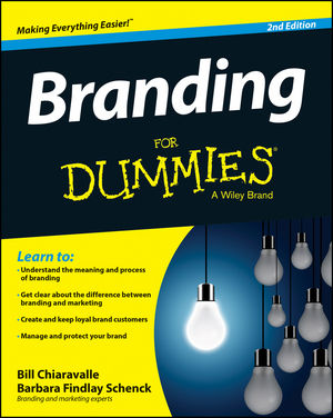 Branding For Dummies, 2nd Edition