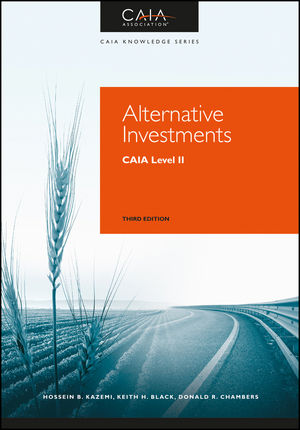 Alternative Investments: CAIA Level II, 3rd Edition  (111901638X) cover image
