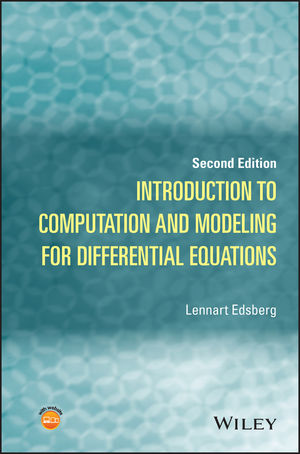 Introduction to Computation and Modeling for Differential Equations, 2nd Edition (111901848X) cover image