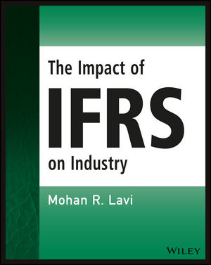 The Impact of IFRS on Industry (111904748X) cover image