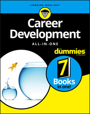 Career Development All-in-One For Dummies (111936308X) cover image