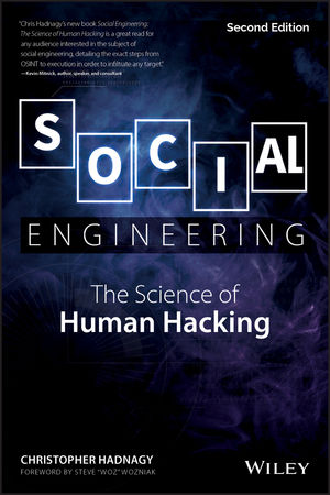 Social Engineering: The Science of Human Hacking cover