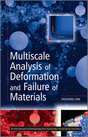 Multiscale Analysis of Deformation and Failure of Materials (111995648X) cover image