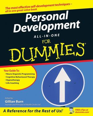 Personal Development All-In-One For Dummies (111999828X) cover image