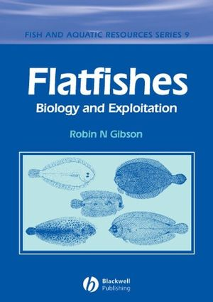 Flatfishes: Biology and Exploitation (140514338X) cover image