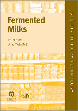 Fermented Milks (140517238X) cover image