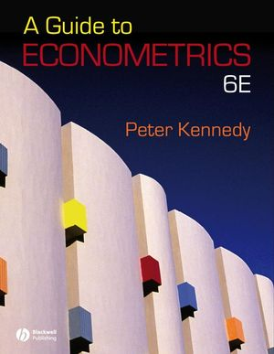 A Guide to Econometrics, 6th Edition