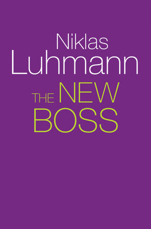 The New Boss (150951788X) cover image
