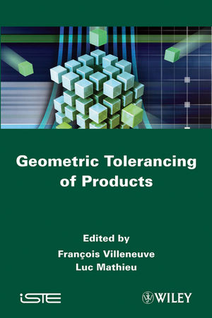 Geometric Tolerancing of Products (184821118X) cover image
