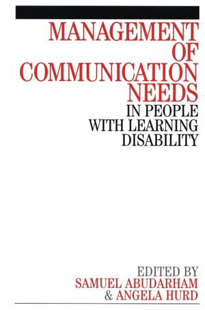 Management of Communication Needs in People with Learning Disability