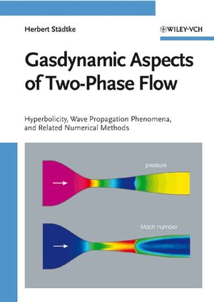 Gasdynamic Aspects of Two-Phase Flow: Hyperbolicity, Wave Propagation Phenomena and Related Numerical Methods (352740578X) cover image