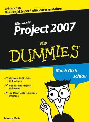 MS Project 2007 fur Dummies