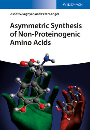 Asymmetric Synthesis of Non-Proteinogenic Amino Acids (352780448X) cover image