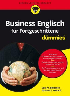 Business Englisch für Fortgeschrittene für Dummies (352781308X) cover image