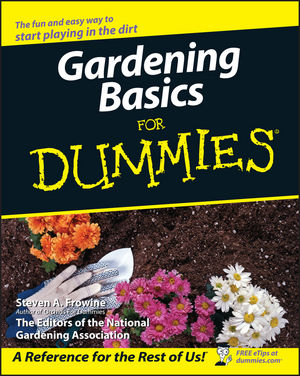 Gardening Basics For Dummies, 3rd Edition