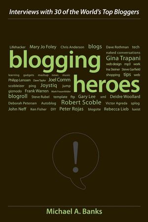 book cover Blogging Heroes
