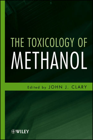 The Toxicology of Methanol (0470317590) cover image