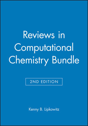 Reviews in Computational Chemistry Bundle
