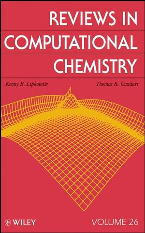 Reviews in Computational Chemistry, Volume 26 (0470388390) cover image