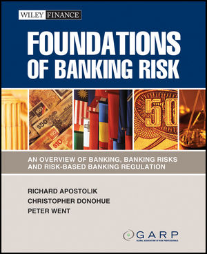 Foundations of Banking Risk: An Overview of Banking, Banking Risks, and Risk-Based Banking Regulation (0470442190) cover image