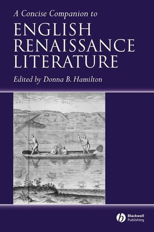 A Concise Companion to English Renaissance Literature (0470695390) cover image