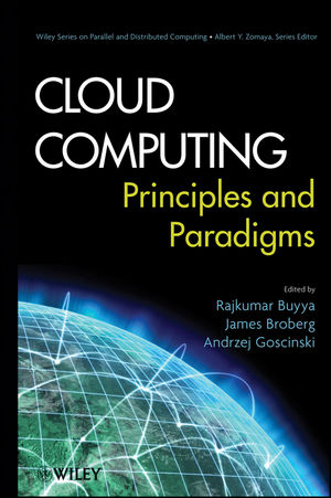 Capa do livro Cloud Computing: Principles anda Paradigms