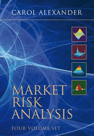 Market Risk Analysis, Four Volume Boxset (0470997990) cover image