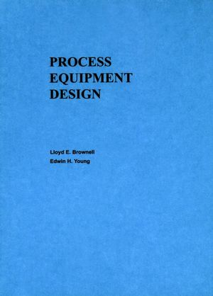 Process Equipment Design: Vessel Design