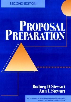 Proposal Preparation, 2nd Edition