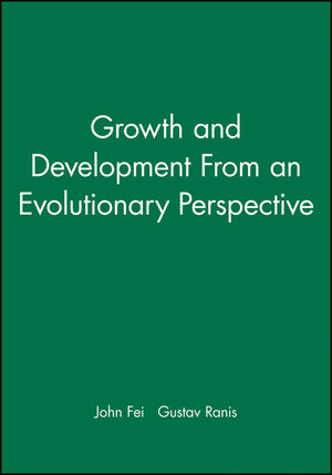 Growth and Development From an Evolutionary Perspective (0631218890) cover image