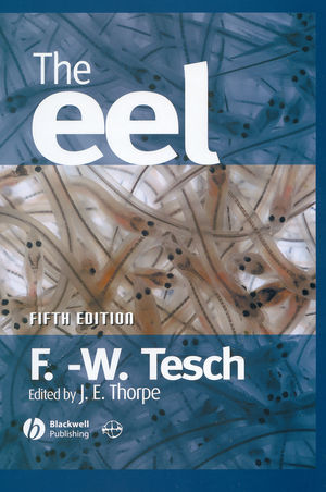 The Eel, 5th Edition (0632063890) cover image