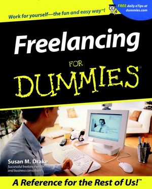 Freelancing For Dummies (0764553690) cover image