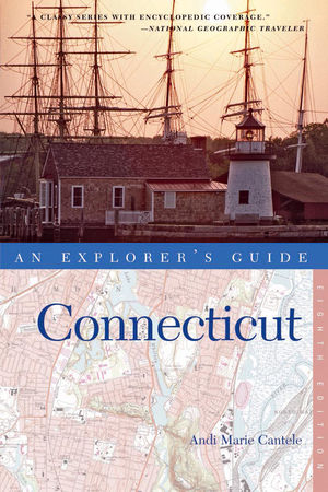 Explorer's Guide Connecticut, 8th Edition