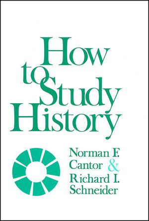 How to Study History (0882957090) cover image
