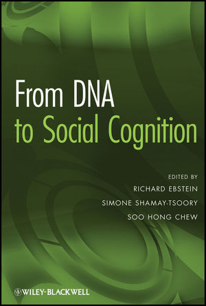 From DNA to Social Cognition (1118101790) cover image
