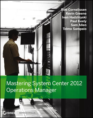 Mastering System Center 2012 Operations Manager (1118128990) cover image